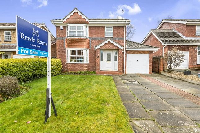 Thumbnail Detached house for sale in Austen Way, Crook