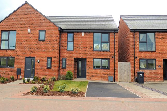 2 bed semi-detached house to rent in Beeston Lane, Askern DN6