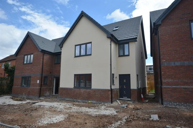 Thumbnail Detached house for sale in Lace Gardens, Ruddington, Nottingham