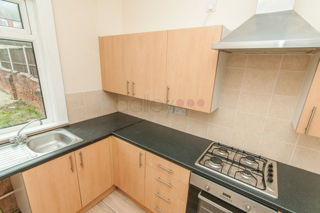 Thumbnail 2 bedroom terraced house to rent in Furnival Road, Balby, Doncaster