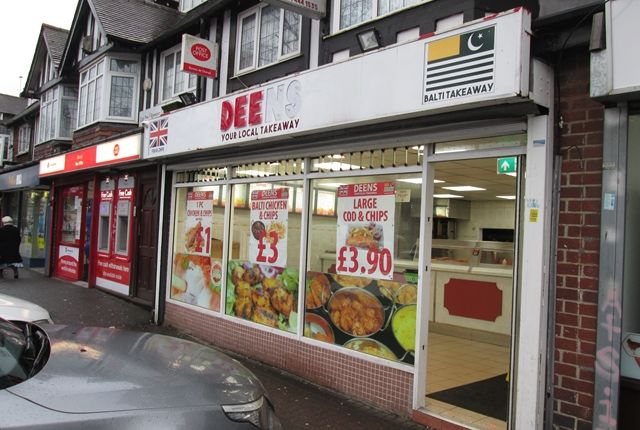 Thumbnail Retail premises to let in Fernside Gardens, Yardley Wood Road, Sparkhill, Birmingham