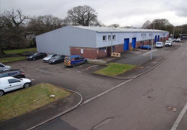 Thumbnail Light industrial to let in Unit 26-29, Abenbury Way, Wrexham Industrial Estate, Wrexham