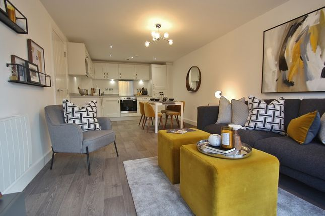 Thumbnail Flat for sale in Quayside, Sealand Road, Chester