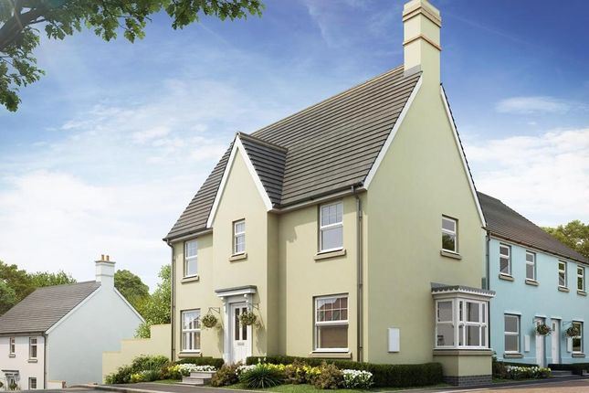 "3 bedroom detached house for sale in ""Morpeth"" at Bevans Lane, Pontrhydyrun, Cwmbran"