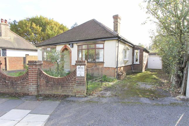 4 bed detached bungalow for sale in Poplar Avenue, Norwood Green