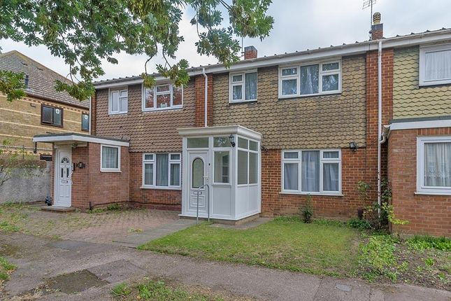 Thumbnail Terraced house to rent in Sprotshill Close, Milton Regis, Sittingbourne