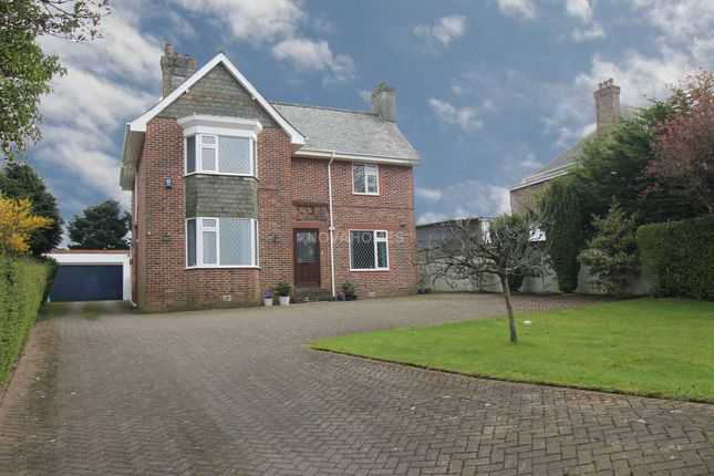 Thumbnail Detached house for sale in Tavistock Road, Derriford