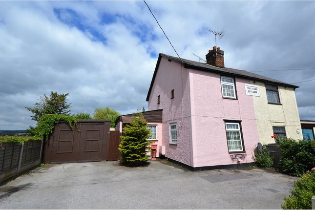 Thumbnail Semi-detached house for sale in London Road, Billericay