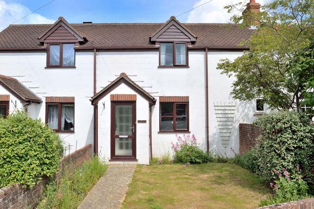 Thumbnail Terraced house for sale in Hollyhocks, Rixon, Sturminster Newton, Dorset