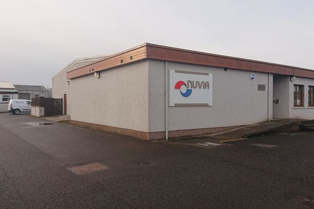 Thumbnail Office to let in Ormlie Industrial Estate, Thurso