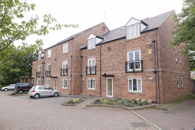 Thumbnail Flat to rent in Manor Court, York, North Yorkshire