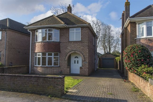 Thumbnail Detached house for sale in Temple Road, Woolston, Southampton, Hampshire