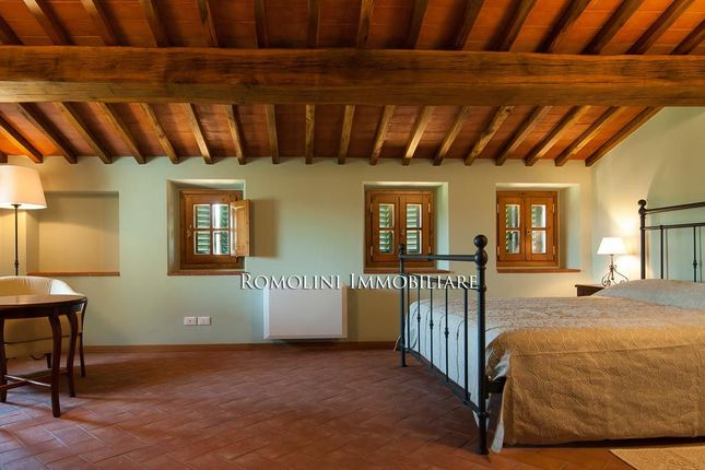 Estate With Renaissance Villa For Sale Chianti Classico Tuscany