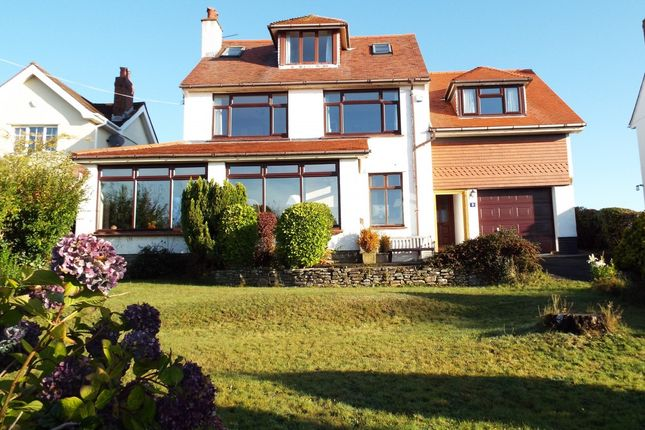 Thumbnail Detached house for sale in 8 Cambridge Close, Langland, Swansea