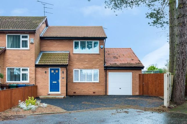 Thumbnail Semi-detached house to rent in Pine Crest, Aughton, Ormskirk