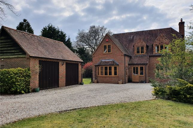 Thumbnail Country house for sale in Croft Cottage, Silchester
