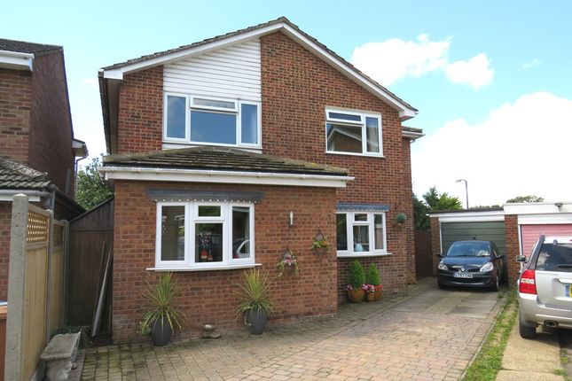 Thumbnail Detached house for sale in Snells Mead, Buntingford