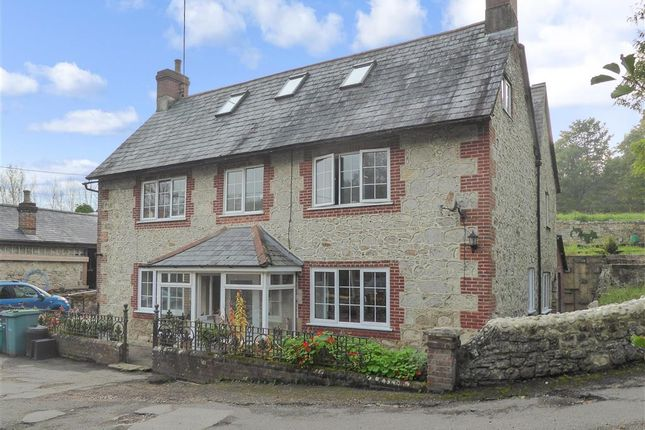 Thumbnail Detached house for sale in Knighton Shute, Newchurch, Sandown, Isle Of Wight