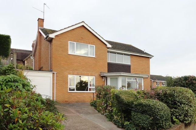 Thumbnail Detached house to rent in 11 Lea Hill Close, Malvern, Worcestershire