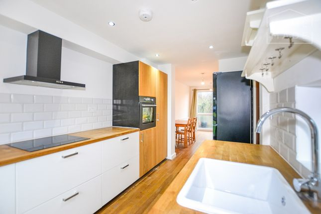 Thumbnail Terraced house to rent in Gibsons Hill, Streatham Common