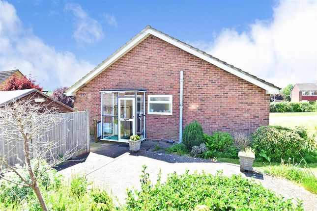 Thumbnail Semi-detached bungalow for sale in Cardinal Close, Tonbridge, Kent