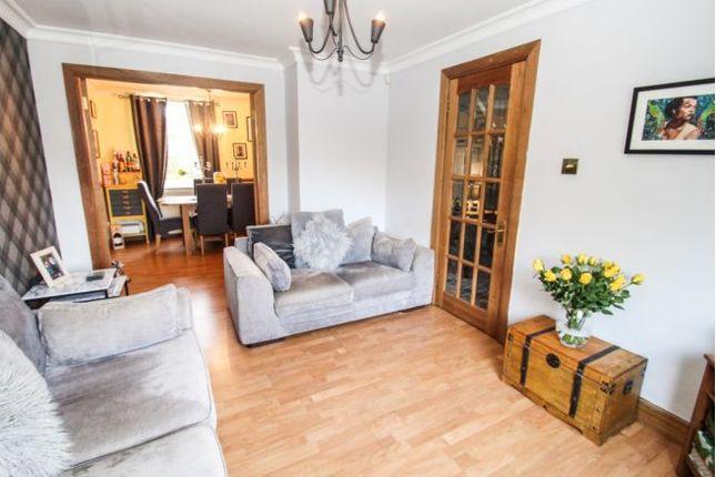 Thumbnail Terraced house to rent in Ben Nevis Way, Cumbernauld, North Lanarkshire