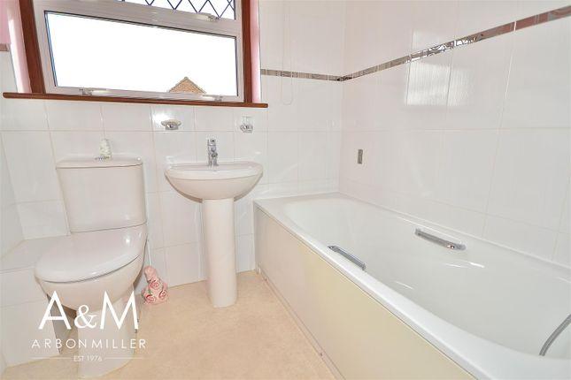 Bathroom of New North Road, Ilford IG6