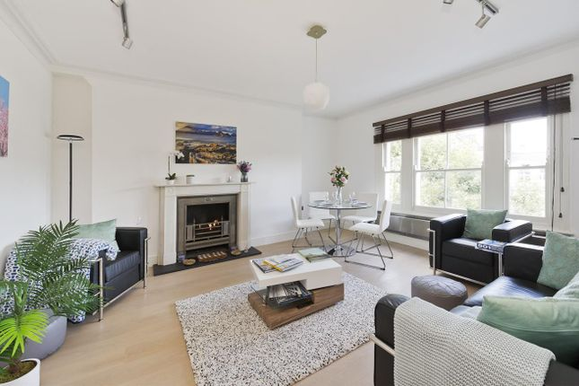 Reception Room of Marloes Road, London W8
