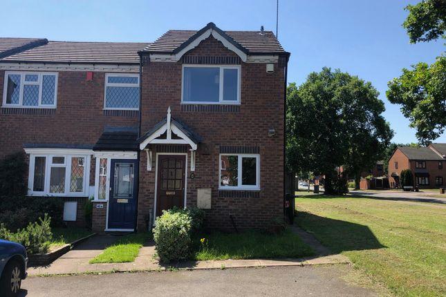 End terrace house to rent in Grattidge Road, Acocks Green, Birmingham