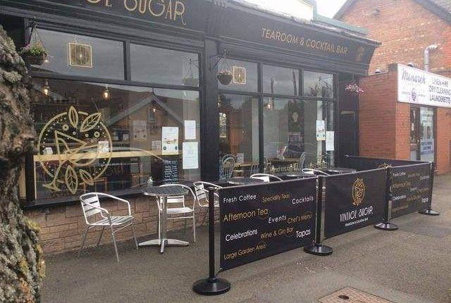 Thumbnail Restaurant/cafe for sale in Cassandra Court, Meliden Road, Prestatyn