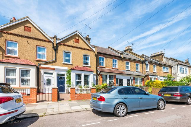 Thumbnail Terraced house for sale in Selborne Road, Alexandra Park, London