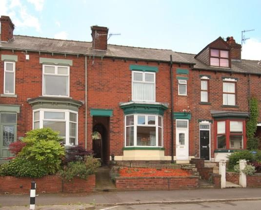 Thumbnail Terraced house for sale in Fraser Road, Sheffield, South Yorkshire