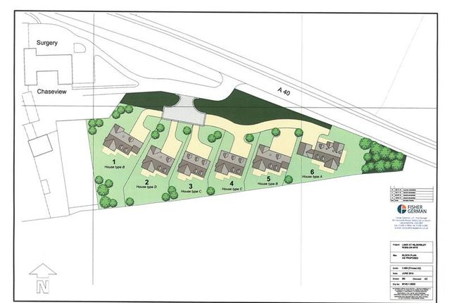 Thumbnail Land for sale in Hildersley, Ross-On-Wye