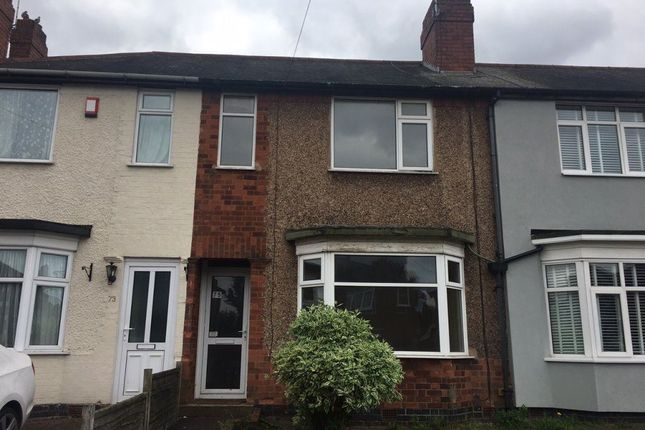 Thumbnail Terraced house to rent in Burnham Road, Whitley