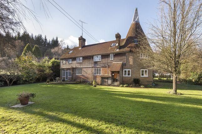 Thumbnail Detached house for sale in Dallington, Heathfield