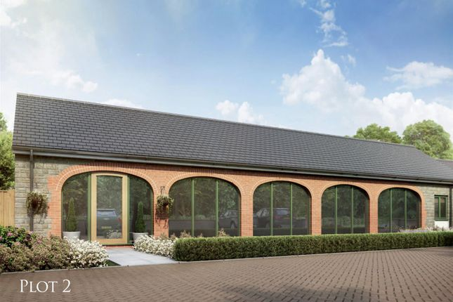 Thumbnail Barn conversion for sale in Plot Two, Stableyard Close, Barleythorpe, Oakham