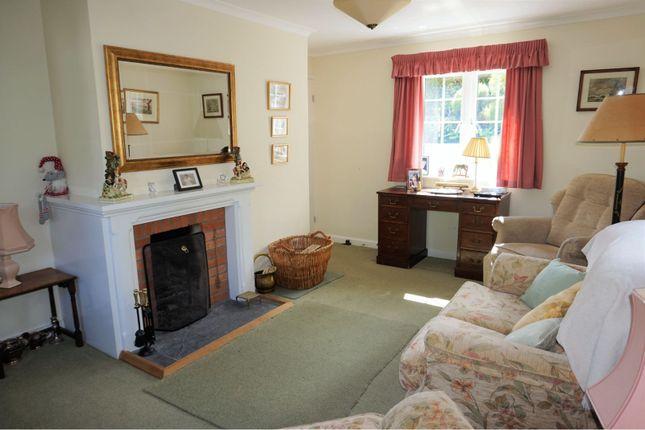 Living Room of Oakford, Tiverton EX16