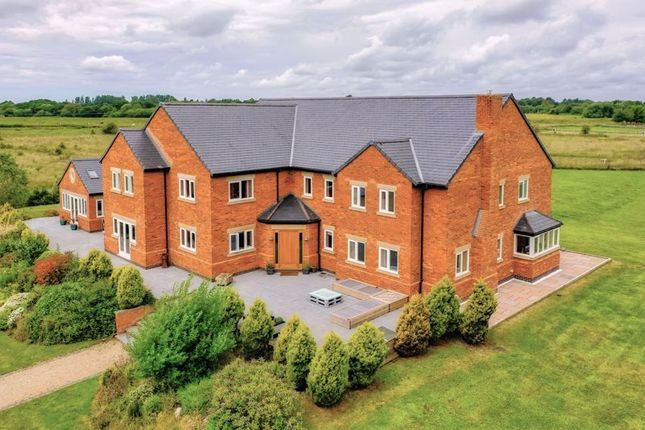 Thumbnail Detached house for sale in Meadow Lane, Mawdesley, Ormskirk