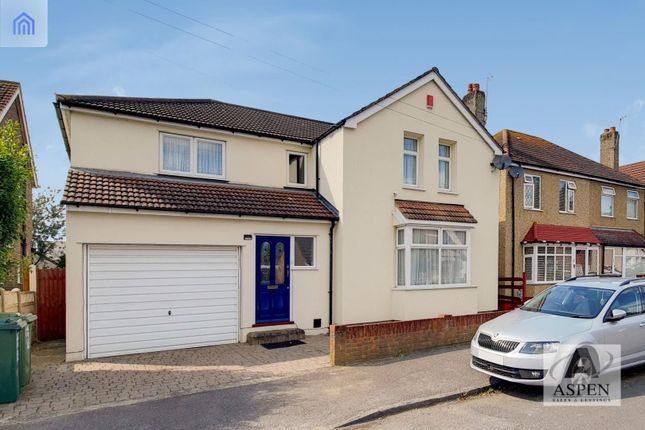 Thumbnail Detached house for sale in Warwick Road, Ashford