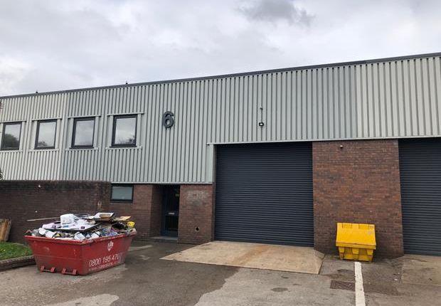 Thumbnail Industrial to let in Unit 6 Zone 1, Drome Road, Deeside Industrial Estate, Deeside, Flintshire