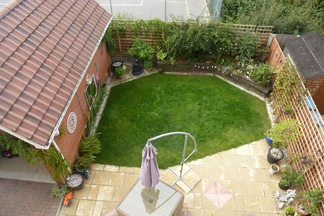 Thumbnail Town house for sale in Mayhew Road, Rendlesham, Woodbridge