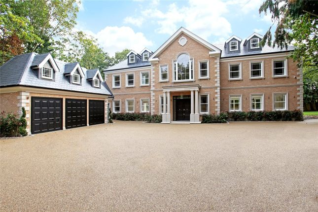 7 bed detached house for sale in onslow road hersham for Modern houses for sale uk