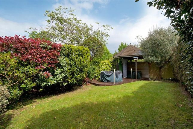 New Rear Garden of Discovery Drive, Kings Hill, West Malling, Kent ME19