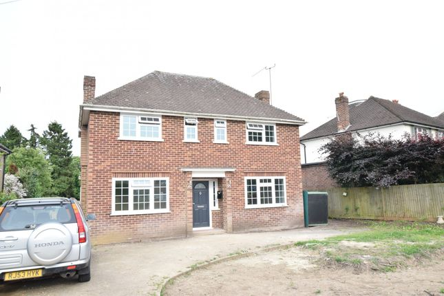Thumbnail Detached house to rent in Elm Road, Reading, Berkshire