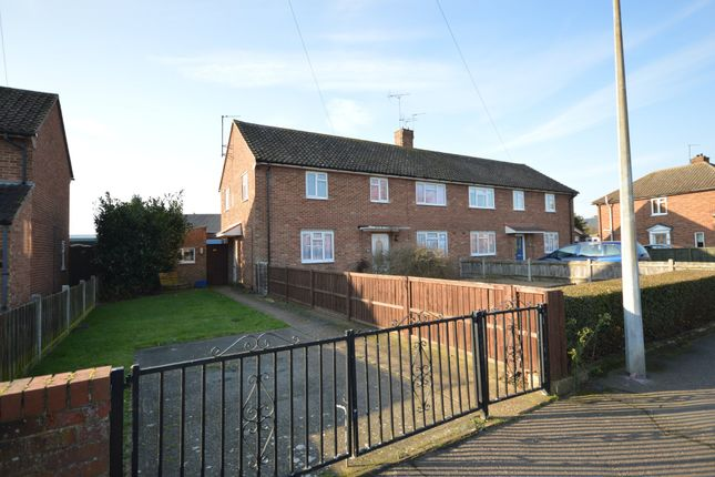 Thumbnail Maisonette for sale in Hazell Avenue, Colchester