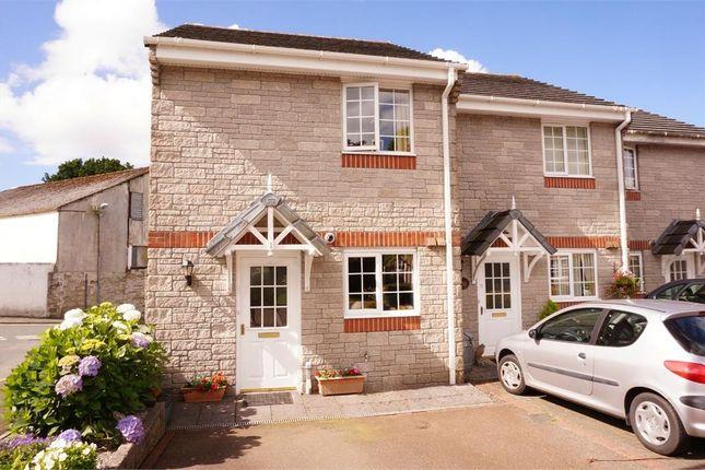 Thumbnail End terrace house to rent in Garth Morcom, Liskeard
