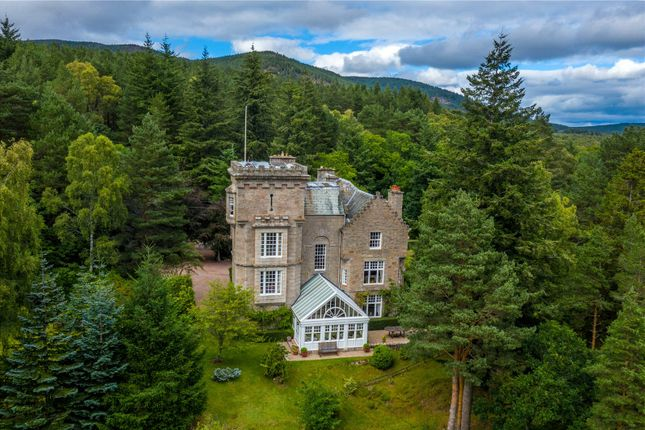 Thumbnail Detached house for sale in Tullich Lodge, Ballater, Aberdeenshire