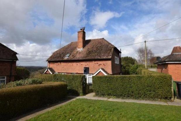 Thumbnail Semi-detached house to rent in Ham Lane, Burwash, Etchingham