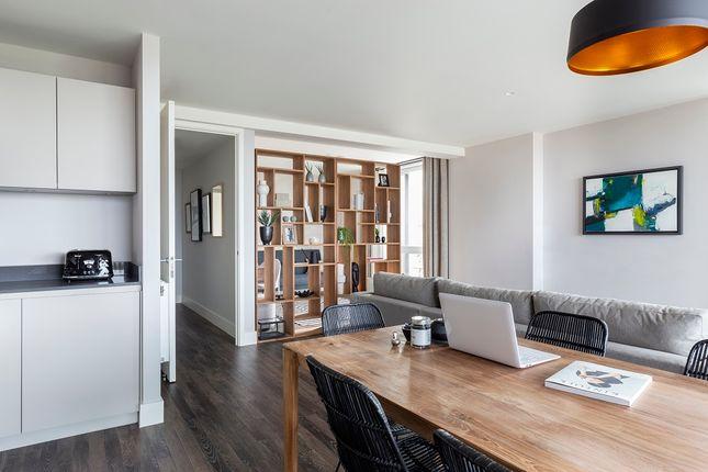 Living Area of Moulding Lane, Deptford, London SE14