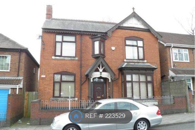 Thumbnail Detached house to rent in Birmingham, Birmingham